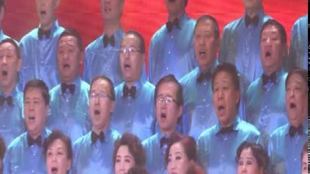 张家口市融之声合唱团《伟大中国伟大党》