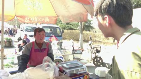 你不知道的农村那些事-农家豆腐皮如何制作二