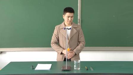 2019年河南省中招理化生实验操作考试~物理:证明发声的音叉在振动