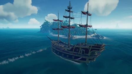 《盗贼之海》周年纪念更新预告片