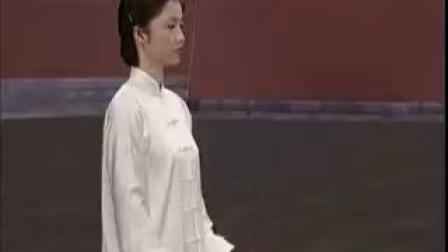24式太极拳招式分解教学3-4