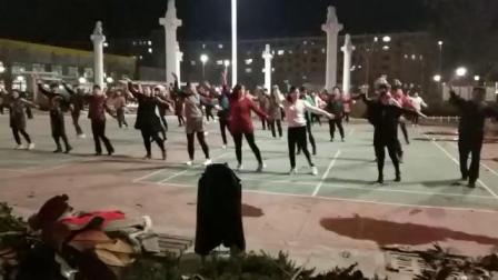 金东舞蹈队拉萨夜雨
