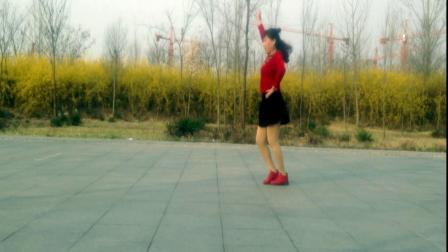 梦娟广场舞《一晃就老了》