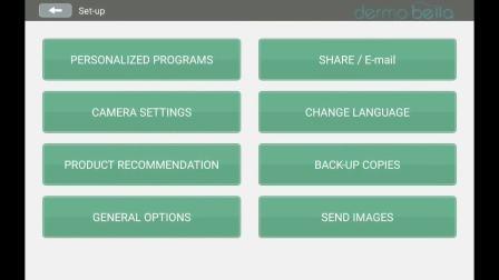 如何更改设备语言_Dermobella Skin_安卓系统