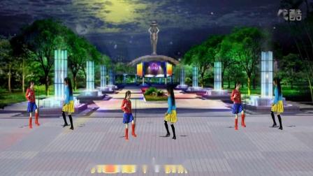 最新广场舞简单好学双人对跳