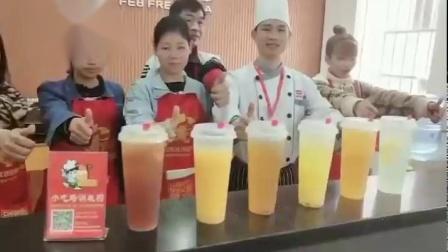 东莞万江哪有奶茶甜品培训班