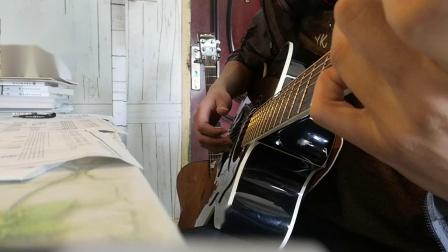 《你一定要幸福》 (cover 何洁) 吉他弹唱 这是一首不为谁而作的歌 愿漂泊之人心安天涯 鲜花与情话不再撕裂灯火阑珊的夜 漂泊的真心就此安于车水马龙的街