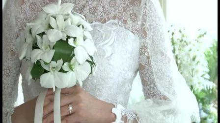 冲绳婚礼婚礼|艾葵露雀教堂婚礼|爱薇时海外婚礼