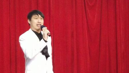 高榕良演唱《忆当年》,广西南宁民歌