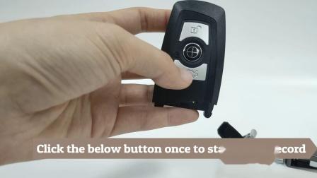 K800 4K 高清车钥匙 WIFI 超高清录像机