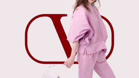 唐嫣 x Valentino VRING Bag