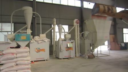 小型玉米加工厂玉米深加工项目