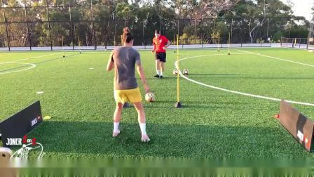 joner1on1 澳大利亚女足高水平技术训练