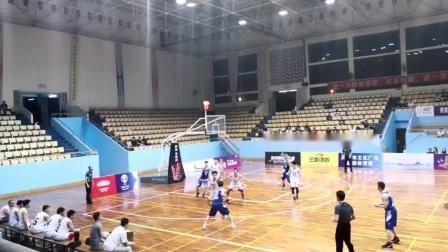 19东莞市篮球乙级联赛小组赛二万江vs塘厦