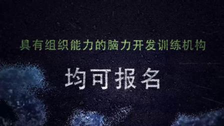 2019中国脑力王大赛海选