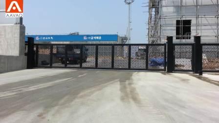 大型工地平移门电机  平移开门机 锐玛电机AAVAQ