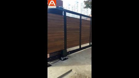 庭院平移门电机实木平移门开门机  AAVAQ锐玛电机
