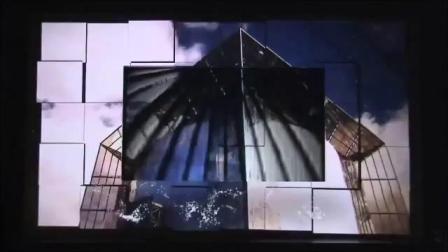 Futuroscope   Aqua Graphic water curtain