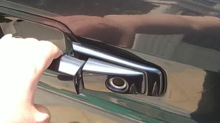 指纹解锁汽车,双龙汽车加装指纹锁