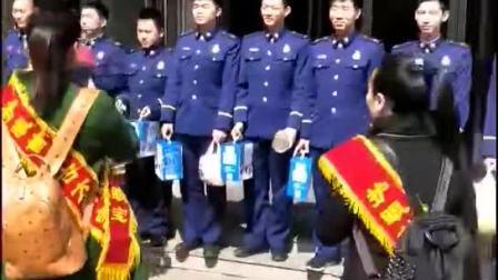 东北虎军团抚顺消防队献爱心❤