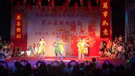 海口市秀英区东山镇儒佐村外嫁女2019年回娘家欢聚晚会