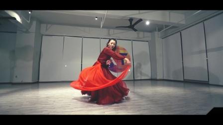 古典舞——《不染》,这是什么神仙舞蹈!