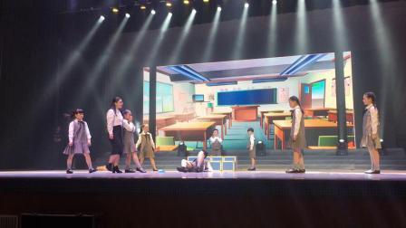 泰顺县第二十一届中小学艺术节戏剧比赛《李大米和他的影子》