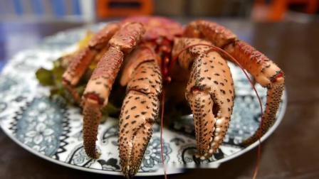 椰子蟹 蟹咖喱 海鲜