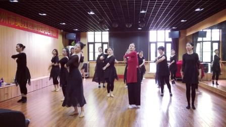 莱娜舞蹈 古典舞《女儿情》