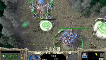 【默默承受兽人的欺压】魔兽争霸大帝解说 vs player07 Fuchsial-国语720P