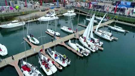 2019第十届CCOR帆船赛首日小视频