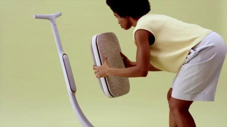 蔚来联名Layer推出自动电动滑板车概念