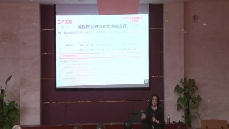 尹爱青教授讲座——关于教育部师范类音乐专业认证的思考