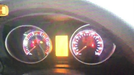 福汽启腾V60启动发动机