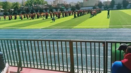 西藏藏医药大学运动会