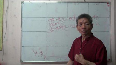 紫微斗数初级班教学第3课_黄天福