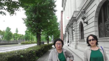 2019년  영자 ,경희  일본에서
