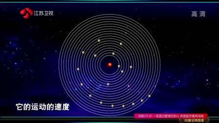 观察虚拟行星运转,开启星有灵犀,推断行星运行轨迹图 最强大脑之燃烧吧大脑第二季 20190503