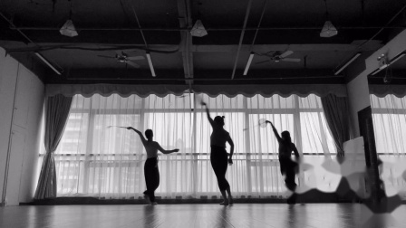 印梵成人舞蹈:团扇古典舞《缥缃醉》