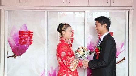 0208婚礼全程纪录2019
