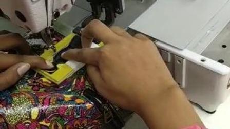 210D车包袋耳仔机.小型摆梭款电脑花样机 13*6手袋工厂专用电脑车