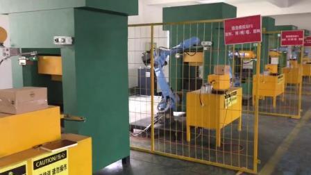 南京工业机器人编程 力恩教育工业机器人培训