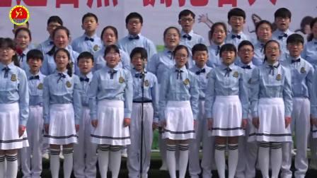 濮阳市油田第六中学2019初二艺术节实录