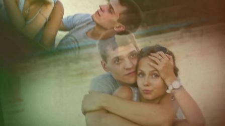 AE模板 温馨复古情侣爱情表白成长记录回忆暖场电子相册视频片头