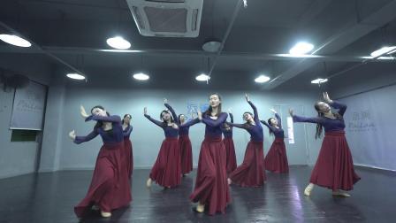 抒情唯美古典舞《风居住的街道》派澜原创编舞 深圳古典舞培训