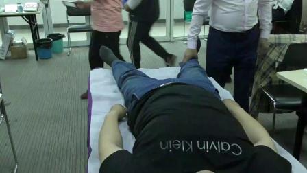 中医正骨疗法视频-王军旗肩关节、膝关节、腰椎正骨手法