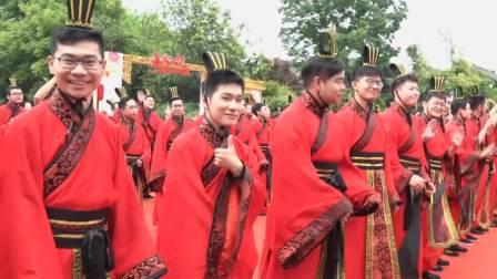 中式求婚仪式浪漫上演,新郎新娘在此许下最美承诺 2019阿里巴巴第十四届集体婚礼(英文版) 20190510