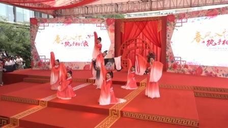 中国古典舞拉开中式婚礼序幕,用舞蹈诉说内心的爱 2019阿里巴巴第十四届集体婚礼(英文版) 20190510