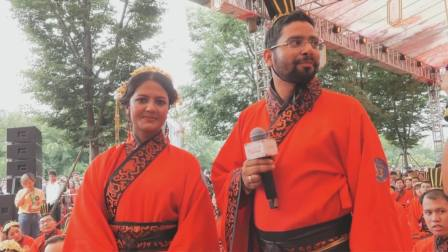 阿里员工分享幸福甜蜜表白,往后余生一起携手度过 2019阿里巴巴第十四届集体婚礼(英文版) 20190510