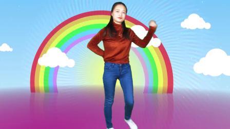 婴幼儿舞蹈视频《战豆》